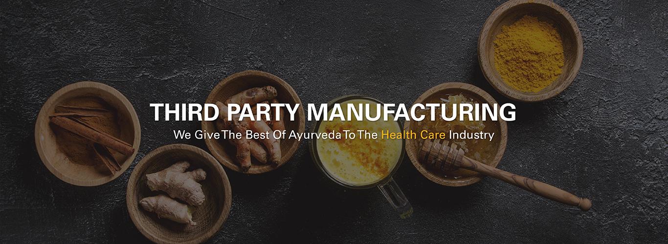 Swastik Ayurveda Manufacturing Services