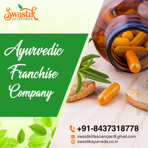 Ayurvedic Products Franchise in Gujarat