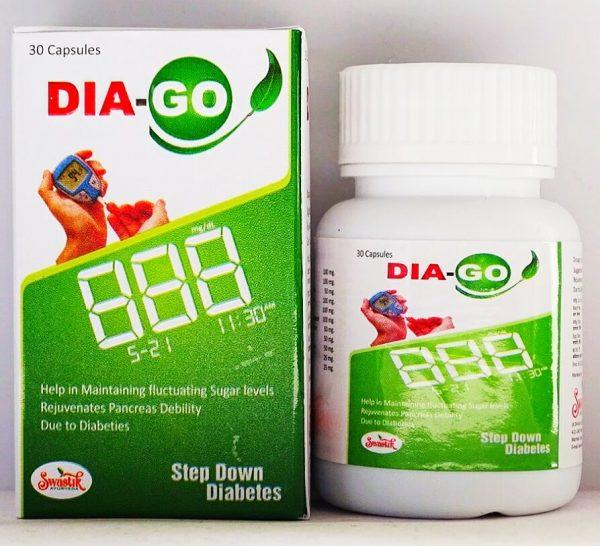 DIA-GO CAP