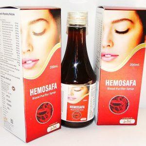 HEMOSAFA SYRUP