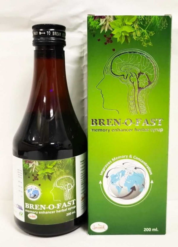 Bren-O-Fast Syrup