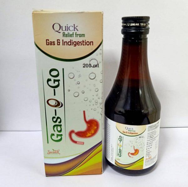 Gas-O-Go Syrup