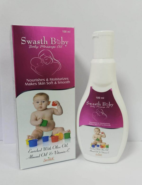 Swasth-Baby Oil